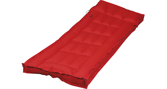 High Colorado Box matras Gewebe rood-blauw